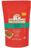 Stella & Chewy's Freeze Dried Surf & Turf Patties