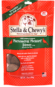 Stella & Chewy's Freeze Dried Pheasant Patties